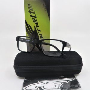 Arnette 7087 1165 CROSS FADE Black Rx. Glasses